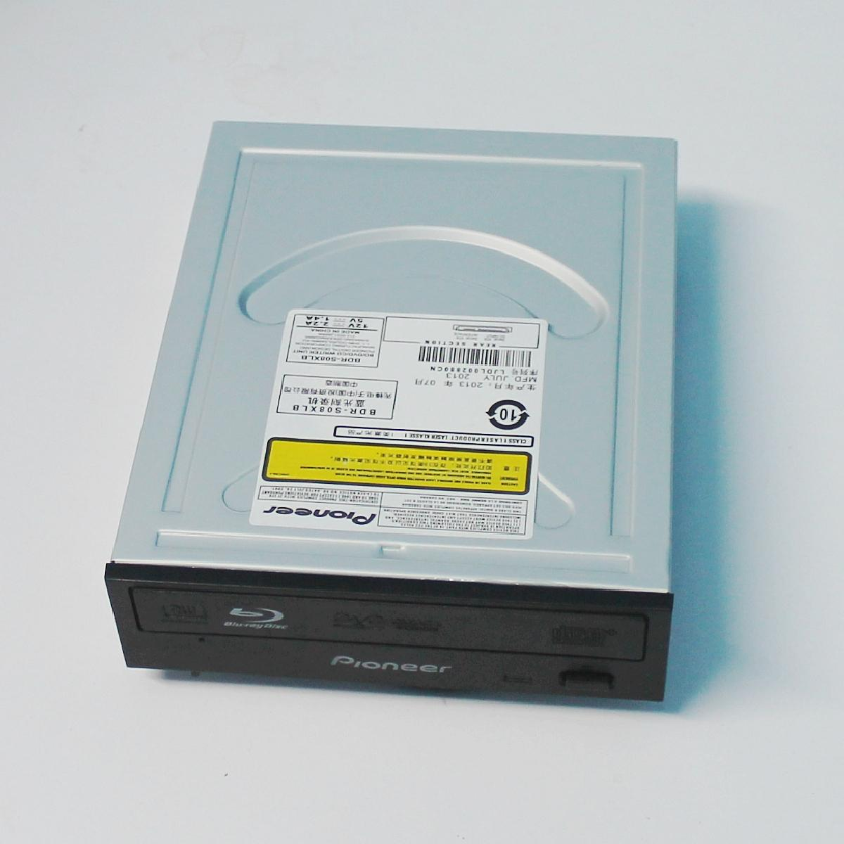 OEM For Pioneer BDR S08 208XLB 15X Blu ray Dual Layer BD RE DL XL TL