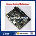 100% working desktop motherboard for msi H61M-P31/W8 LGA 1155 DDR3 system mainboard fully tested and perfect quality