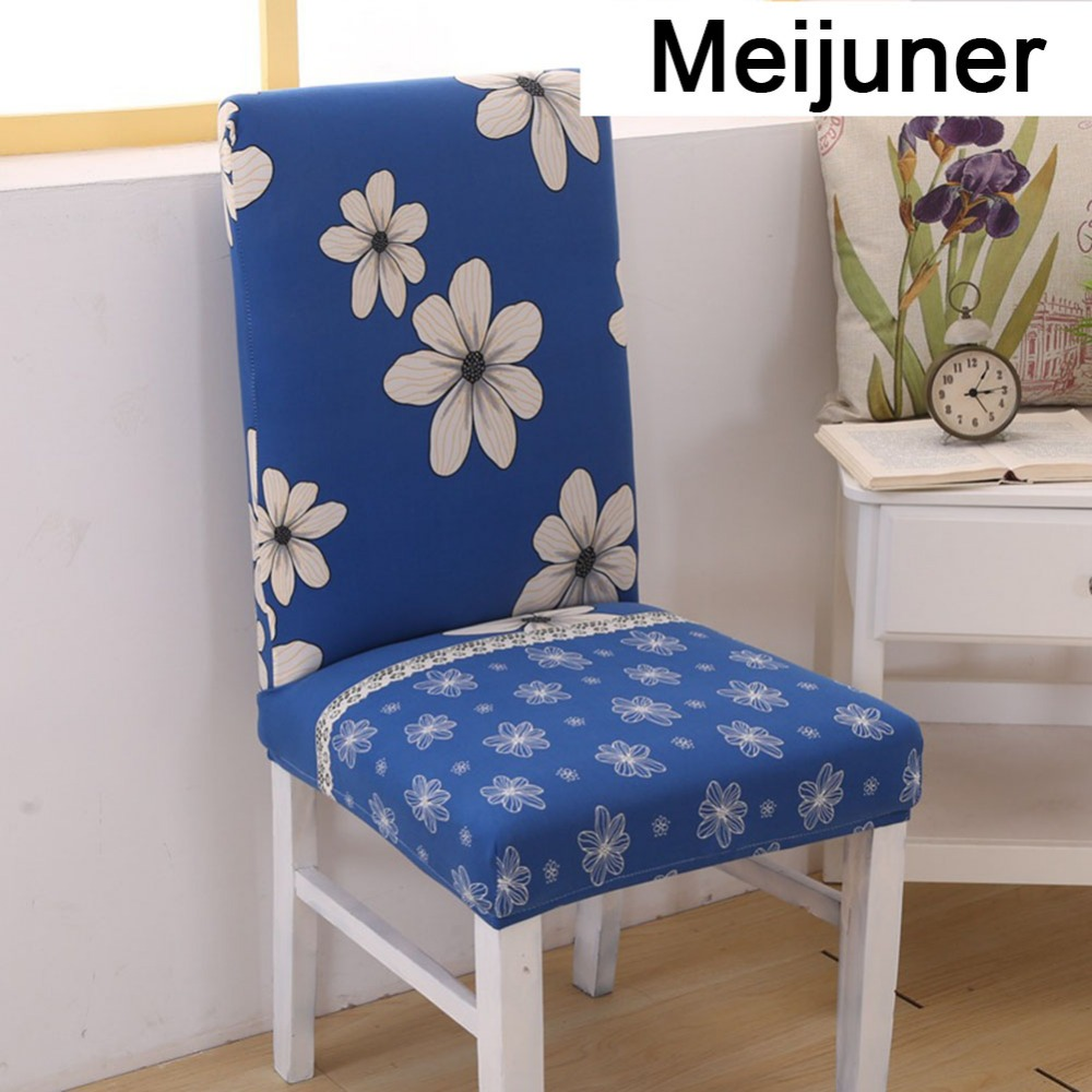 Dining Room Chair Protective Covers: Meijuner Chair Cover Printing Chair Case Slipcovers Chair
