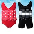 Nuevo Niño de la Llegada Bañador Shorts Trajes de Baño Para Niños Niños traje de Baño Niña Bebé Nadar Chaleco de Flotabilidad para Seguro A La Deriva