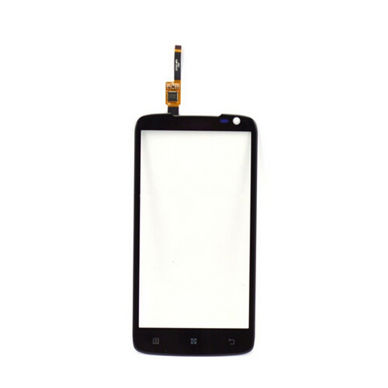 Replacement High Quality Front Glass Len Panel Touch Screen Digitizer For Lenovo S820 аксессуар чехол lenovo k10 vibe c2 k10a40 zibelino classico black zcl len k10a40 blk