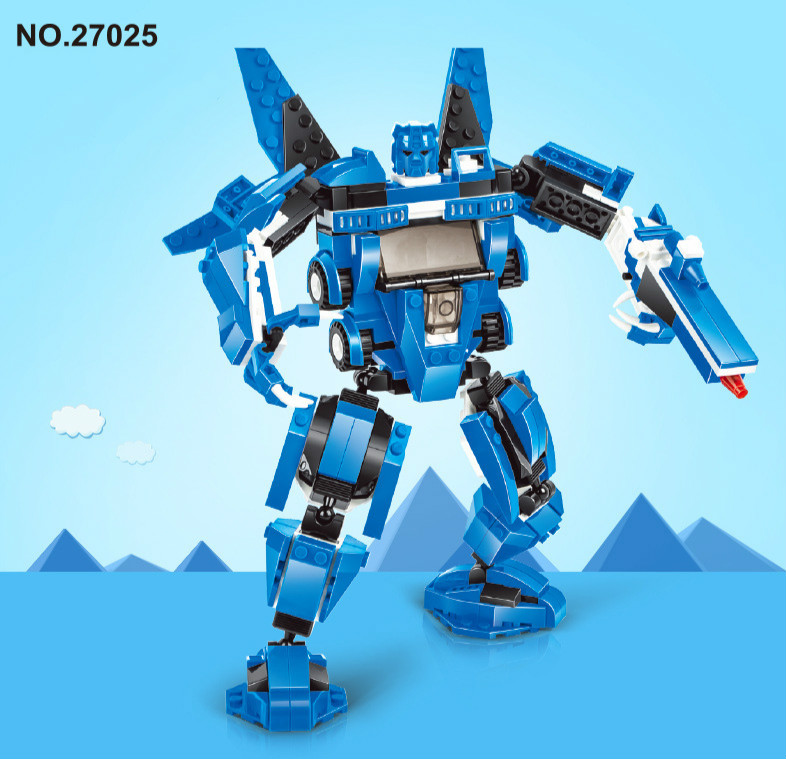 Building Blocks Compatible with Technic J27025 282P Models Building Kits Blocks Toys Hobby Hobbies For Chlidren