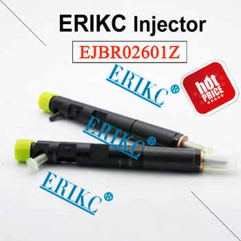 ERIKC EJBR02601Z (A6650170321) Original Common Rail Injector A6650170121 R02601Z 2601Z for SSANGYONG Kyron Rodius Stavic 2.7L - DISCOUNT ITEM  0% OFF All Category