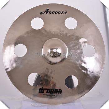 "DRAGON 16""  HOLE CYMBAL,O-ZONE cymbal for sale"