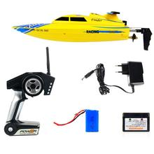 Wltoys WL911 RC Boat Boats 4CH High Speed 24km/h Racing Remote Control Toys
