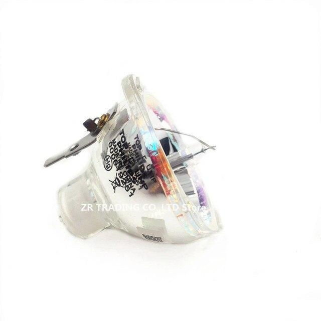 ZR di Alta Qualità SIRIUS HRI 2R 132 W della lampada del fascio/2R 120 W In Movimento Fascio di Luce Testa Della Lampadina E MSD Platinum lampada