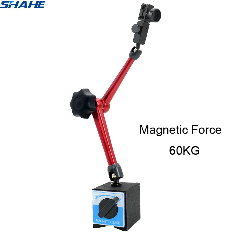 shahe Flexible Magnetic Base Stand Holder Universal For Indicator Magnetic Force 60KG
