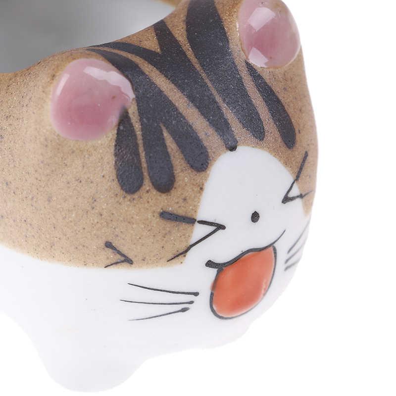 5 Kiểu Mèo Chi Ngọt Ngào Của Gốm Vật Có Nồi Micro Mini Dễ Thương Chậu Hút Mật Hoa Nhỏ Chậu Cây Cảnh Hoạt Hình Dụng Cụ Bào trang Trí Nhà