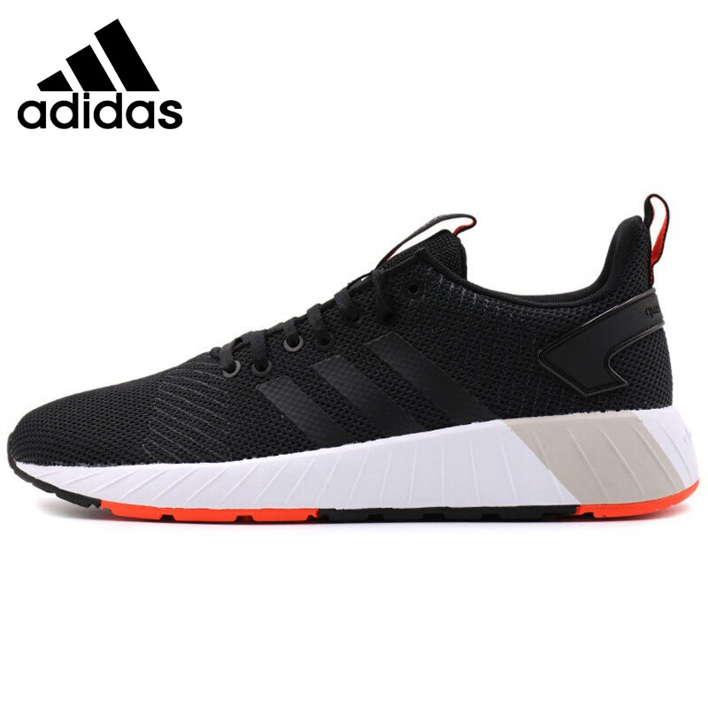 reputable site f1cb6 2d85b Original Adidas NEO Label QUESTAR BYD Men s Skateboarding Shoes Sneakers  Outdoor Sports Athletic Breathable New Arrival 2018-in Skateboarding from  Sports ...