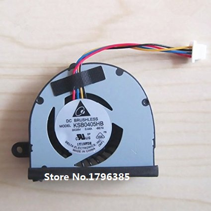 SSEA New Laptop CPU fan for ASUS Eee PC 1011 1015PW 1015P 1015PX 1015PE 1011PX 1015BX 1011PX FAN P/N KSB0405HB -AF63 AB16 нетбук asus eee pc 1005p