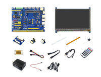 Raspberry Pi Compute Module 3 Accessory Pack Type B No CM3 With 7inch HDMI LCD DS18B20