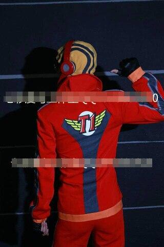 Uniformes Disfraces Envío Cosplay Lee Sin Lol En Gratis Skt Disfraz wqtzFC6