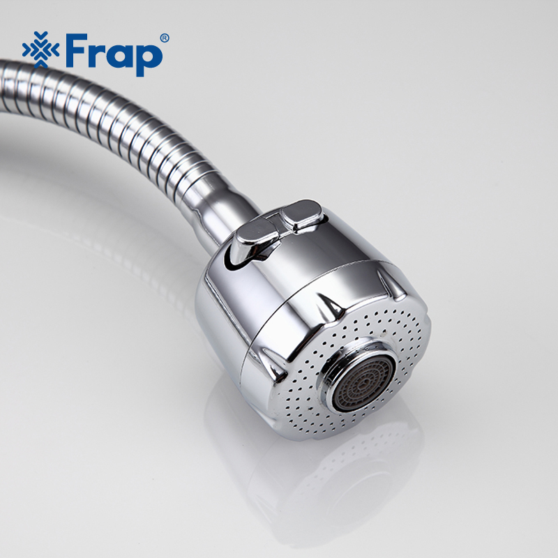 FRAP Kitchen Faucet Torneira Cozinha Water-Tap Flexible Single Cold And Hot Solid F43701-B