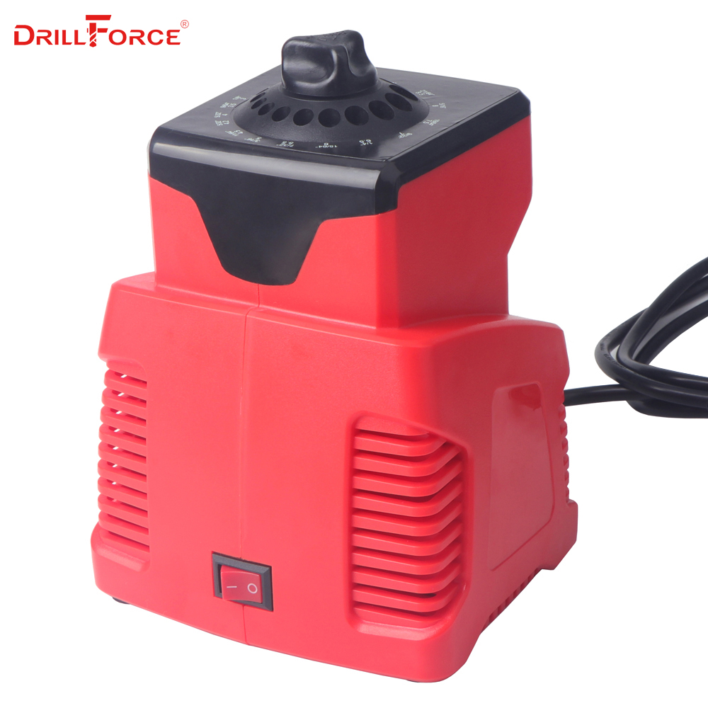 95W/75W 220V/110V Drill Sharpener Electric Twist Drill Bit Grinder For Household Grinding Drill Tool Size 3~10mm/1/8-25/64 3 12mm 220v electric multi tool grinding machine twist drill bit sharpener grinder