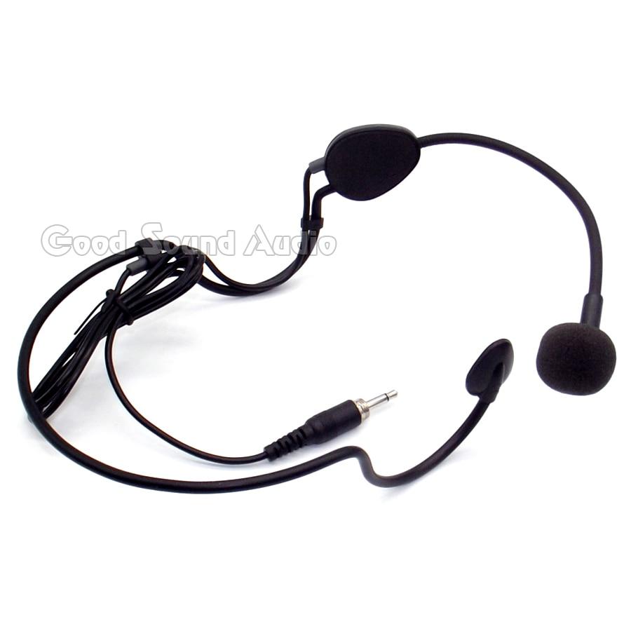 Microfone Condensador Wired Headset Microfone Para O