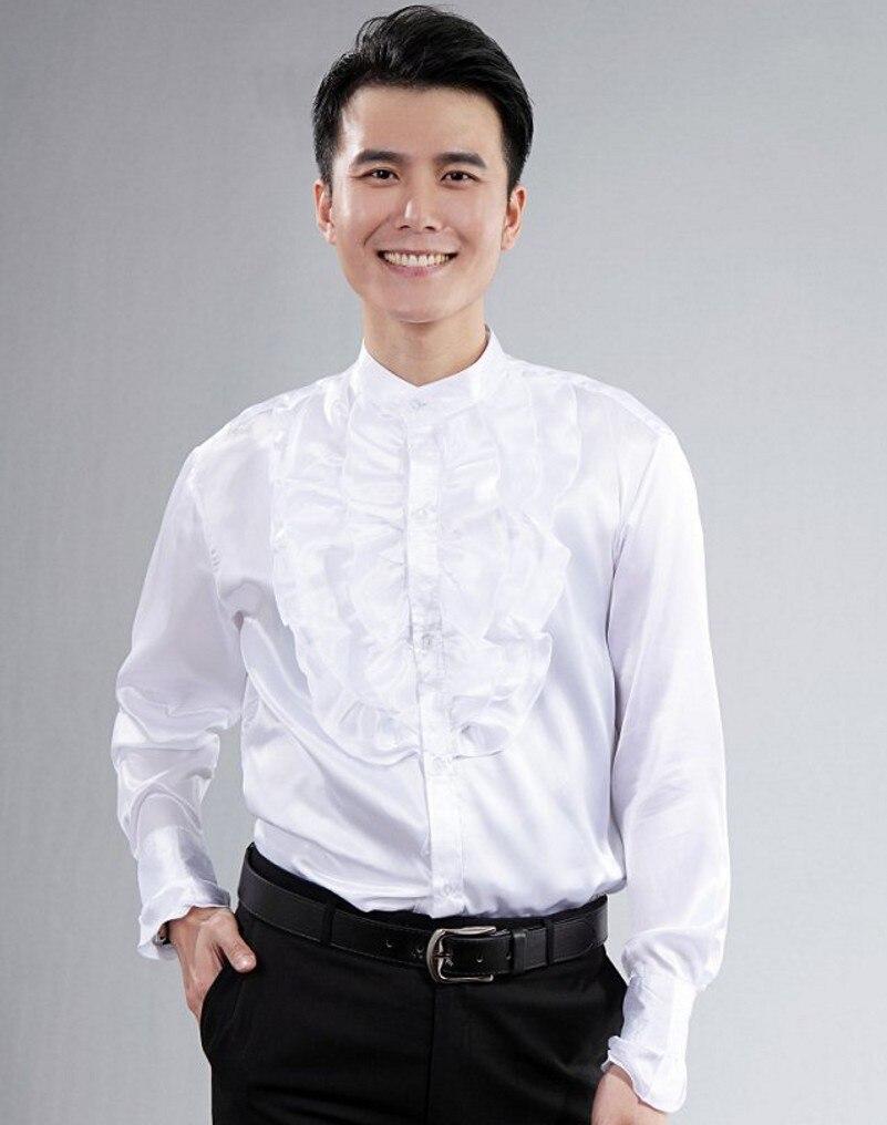 Online Get Cheap Mens Pleated Shirt