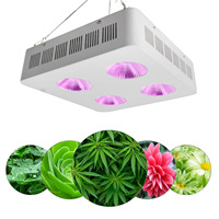 800w Cob Led Grow Light Full Spectrum for Hydroponics Greenhouse Indoor Plant Veg and Flower System Grow Lamp Kit with UV & IR