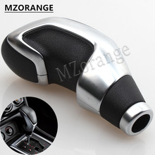 MZORANGE Universal Latest Cool Gear Shift Knob Automatic Level For Peugeot 301 308 408 206 207 307 3008 Citroen C2 C4L
