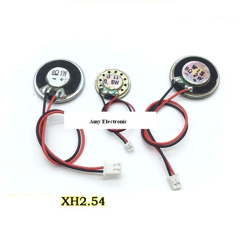 8R 1W speaker With plug line