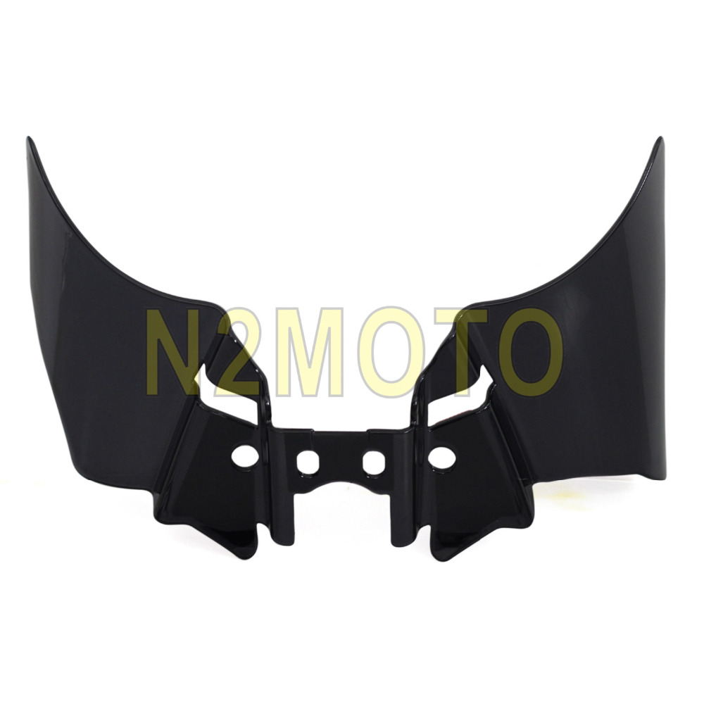Motorcycle Saddle Shield Heat Deflector For Harley Dyna FXD FXDWG 1999-2016