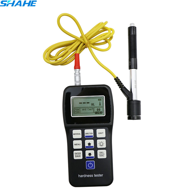 SHAHE SL 140 Portable Steel Leeb Hardness Testers Digital Metal Hardness Testing Machine Hardness Meter