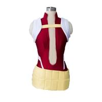 Anime Boku no Hero Academia Cosplay Costume My Hero Academia sleeveless dresses for girl women halloween dress
