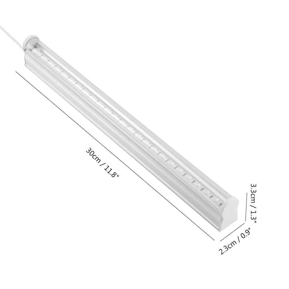 """6 w 30 ס""""מ USB נייד UV LED Blacklight אולטרה סגול UV מנורת אורות צינור DC5V גופי מנורת עבור בר המפלגה מועדון DJ UV אמנות"""