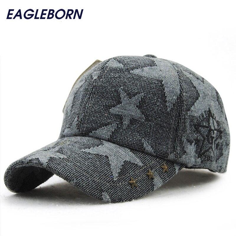 2019 Brand New Star Gorra de béisbol Snapback Hombres Gorra de - Accesorios para la ropa - foto 5