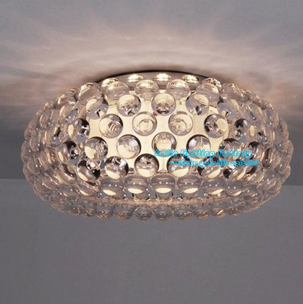 hot lustre home foscarini caboche ceiling lamp designed by. Black Bedroom Furniture Sets. Home Design Ideas