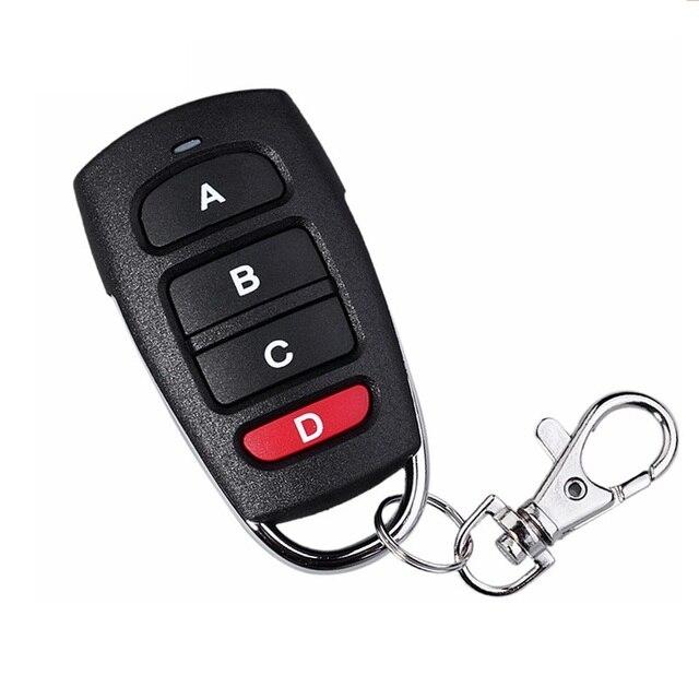 Porte De Garage Universel Télécommande Double De à Distance - Telecommande porte de garage universelle