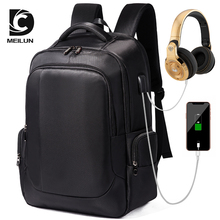 Men Travel Backpack Large Capacity Teenagers Backpacks With Usb Charging 17 inch Laptop Backpack Waterproof Male Mochila ML005 40l 50l 60l large capacity fashion men backpack waterproof travel backpack multifunctional bags male laptop backpacks mochila