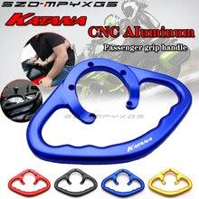 For suzuki stickers KATANA katana 1100 400 750 CNC Aluminum Passenger Handgrips Tank Grab Bar Handle Hand Grip