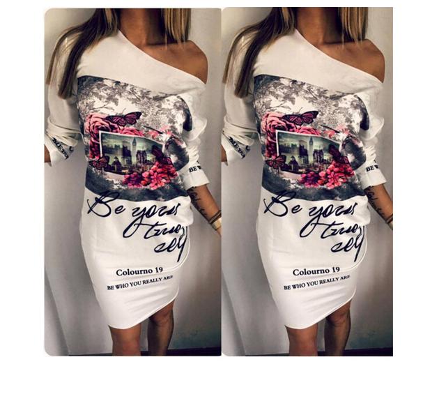 2017 Summer Women Casual Sexy Slim Sleeveless O-neck Flowers Print Dress Vestidos White Bodycon Mini Pencil Dresses Office