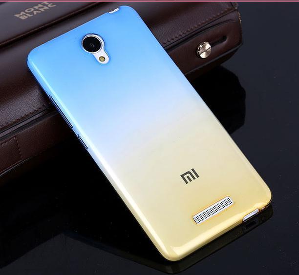 Xiaomi Redmi Note 2, Transparent Soft TPU Back Cover Case For Xiaomi Redmi Note 2 Phone Cell #1221