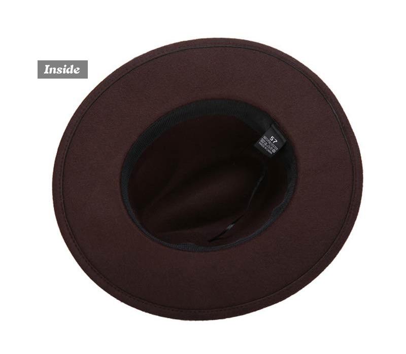 Fedora hat classical