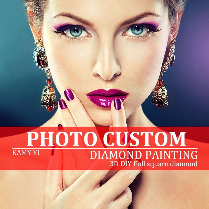 5d-DIY-Diamond-Painting-Cross-Stitch-Photo-custom-full-square-Diamond-Embroidery-Private-custom-picture-3d
