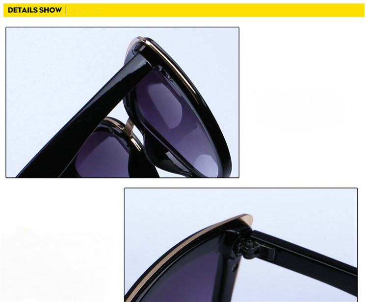 Curtain Lunette Soleil Femme 19 New Fashion Cat eye Sunglasses Women Luxury Vintage Sun Glasses Wild Gradient Mirror Glasses 10