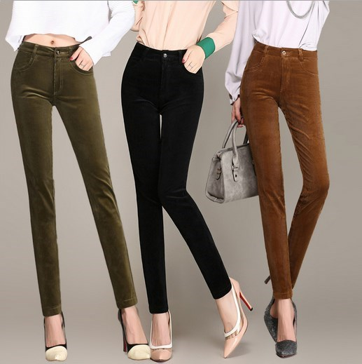 Popular Straight Leg Khaki Pants Women-Buy Cheap Straight Leg ...