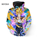 BKYOGA Colorful Stronger Cartoon Men 3D Painted sweatshirt hoodies long sleeve Suit Hoodie Outside Unisex Sudaderas