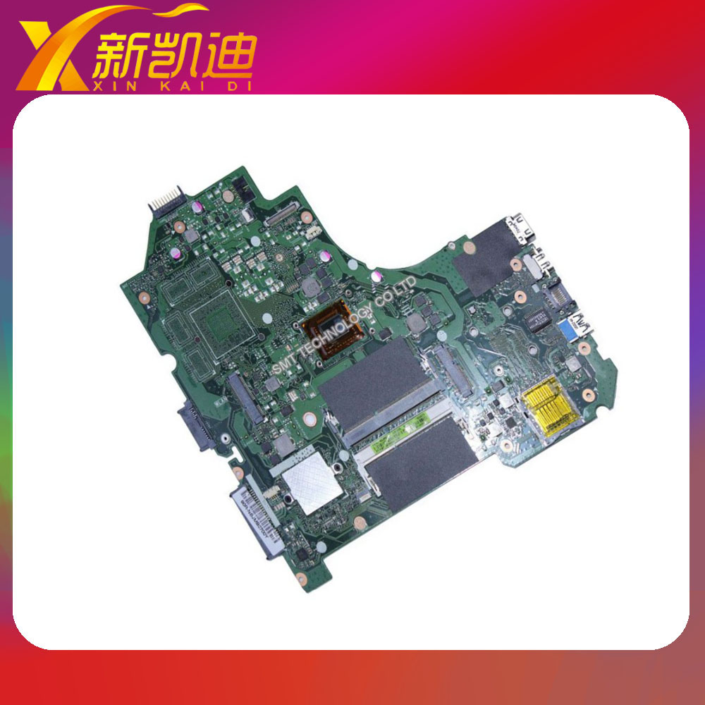 Free shipping laptop font b motherboard b font for K56CA K56CM REV 2 0 With i5