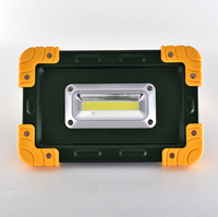 Portable Camping Lights 30W LED COB Work Lamp USB Rechargeable 6000Mah Waterproof Floodlight For Outdoor