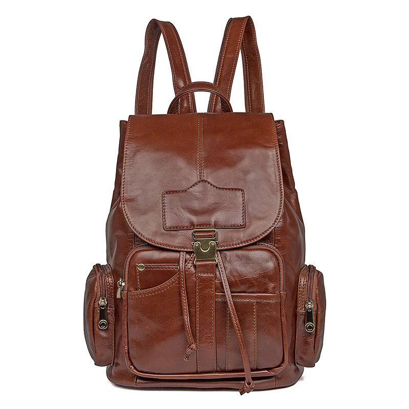 Backpack Women Cow Leather Vintage Fashion Travel Brand School Book Small Backpacks Woman Casual Business Backpack Bags FemaleBackpack Women Cow Leather Vintage Fashion Travel Brand School Book Small Backpacks Woman Casual Business Backpack Bags Female