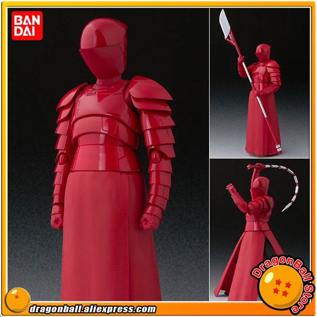 StarWar: The Last Jedi Original BANDAI Tamashii Nations S.H. Figuarts SHF Action Figure - Elite Praetorian Guard Heavy BladeStarWar: The Last Jedi Original BANDAI Tamashii Nations S.H. Figuarts SHF Action Figure - Elite Praetorian Guard Heavy Blade