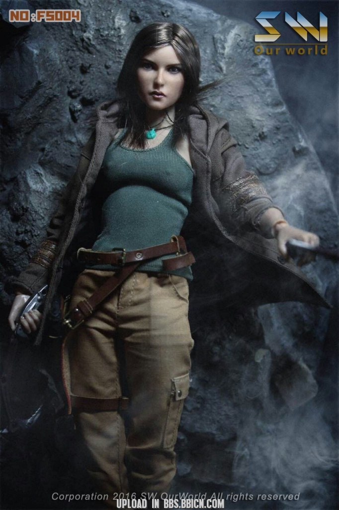 1/6th scale female figure Collectible Model plastic toy Tomb Raider Explorers Lara Croft 12 Action figure doll lara croft and the temple of osiris xbox one [digital code]