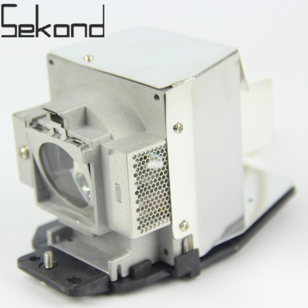 SEKOND 5J.J4N05.001 Original Projector Lamp with Housing For Benq MX763 MX764 MX717  MX722,Philips UHP300/250W pureglare original projector lamp for philips proscreen pxg30 impact with housing