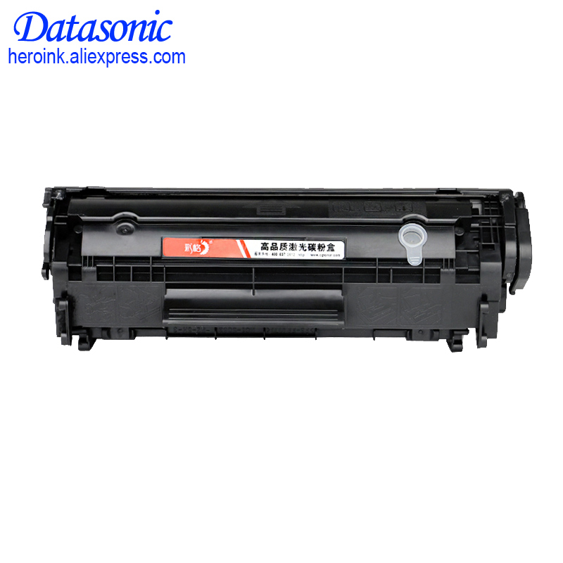 Dat Q2612A 2612A 12a 2612 Compatible toner cartridge for HP LJ <font><b>1010</b></font> <font><b>1012</b></font> <font><b>1015</b></font> <font><b>1018</b></font> <font><b>1020</b></font> <font><b>1022</b></font> 3010 3015 3020 3030 3050 M1005 image