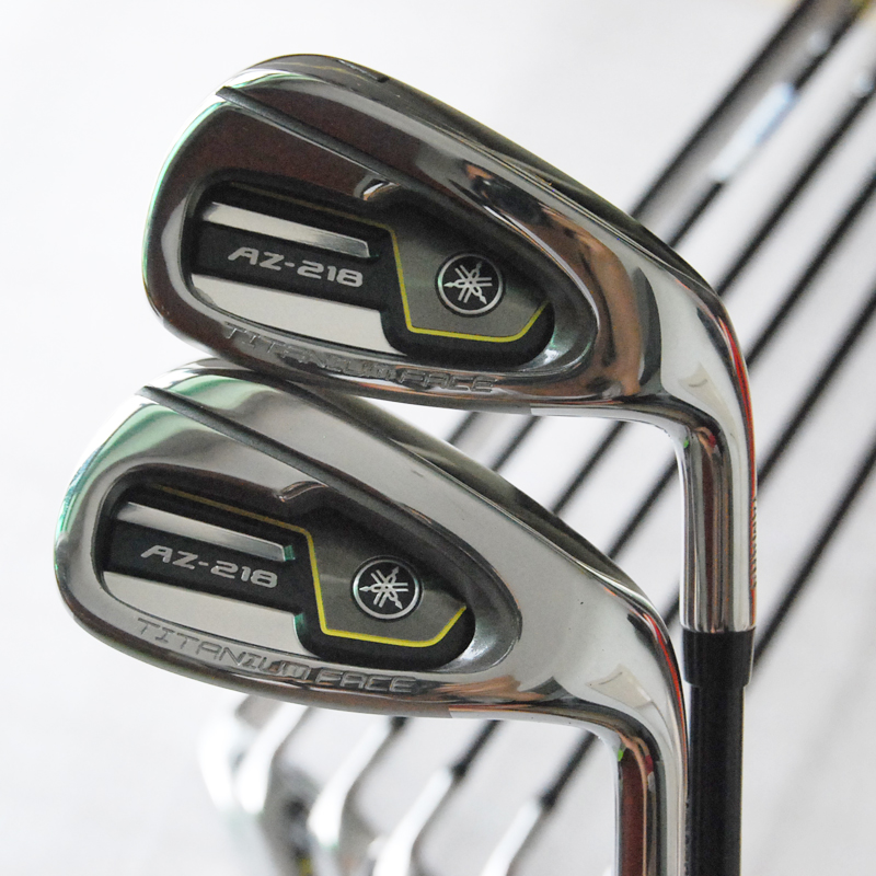 New mens Cooyute Golf Clubs AZ-218 Golf Irons set 4-9.P.S Graphite Golf shaft Irons clubs Free shipping