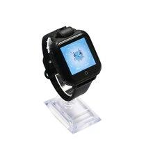 Anti-perdu 3g travail net lbs/gps/wifi gps tracker enfants smart watch