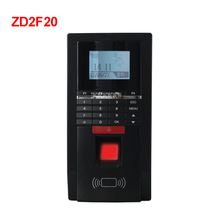 Punch-Card-Machine Fingerprint Attendance ZD2F20 12v