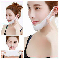 3Pcs Gel Design Face Lifting Mask Slimming Lift Up Face Thin V Shaper Sleeping Face Mask Reduce Double Chin Women Beauty Tools Face Mask & Treatments